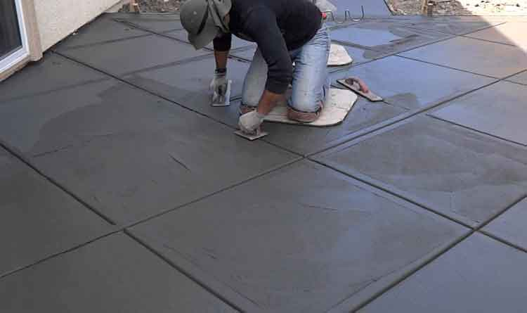 Bend Oregon Concrete Floor Expansion Joint Repair