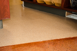 Epoxy Quartz at LaRosa