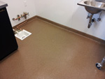 Wood Floor After Epoxy